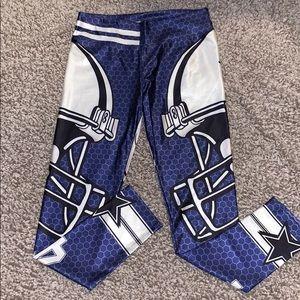 Dallas Cowboys leggings